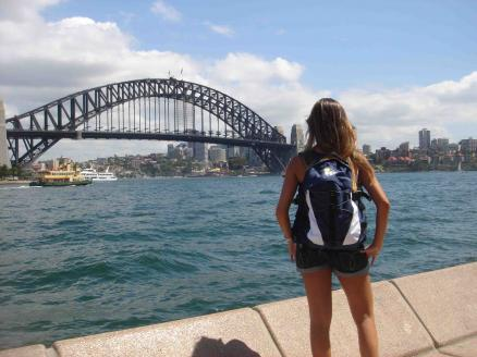 Intercâmbio para Austrália