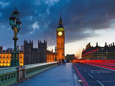 Intercâmbio para Londres de 1 ano