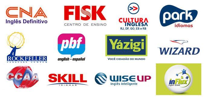 Melhores escolas de inglês no Brasil