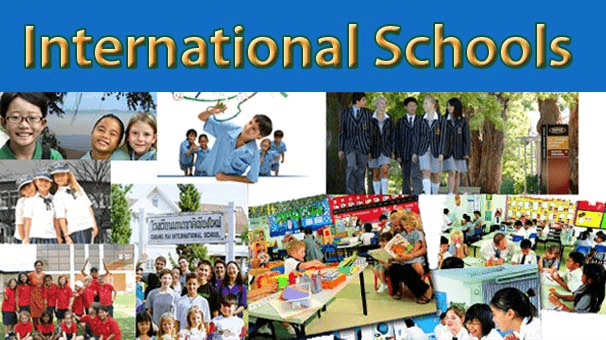 International Schools - Intercâmbio e Cursos no Exterior