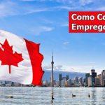 Empregos no Canadá